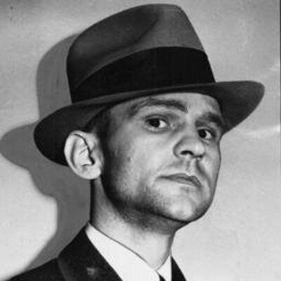 FBI agent Melvin Purvis and his men gunned down John Dillinger, Public Enemy No. 1, in 1934. Some say J. Edgar Hoover resented the publicity Purvis received. Less than a year later, Purvis was out of the FBI.