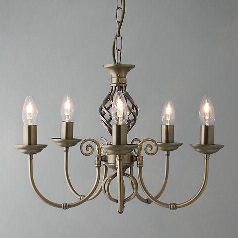 Buy John Lewis Malik Ceiling Light, 5 Arm Online at johnlewis.com
