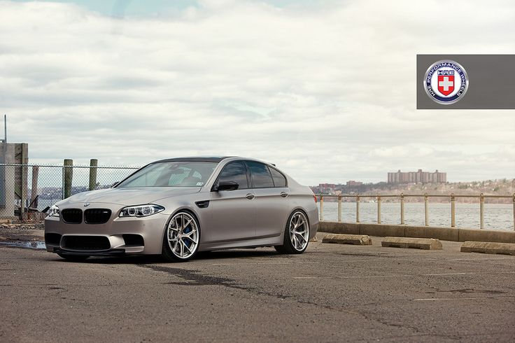 BMW M5 with HRE S101 in Brushed Titanium by AutoCouture Motoring - C3Photography (5) | Flickr - Photo Sharing!