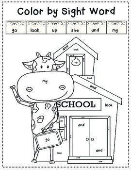 color word worksheets for first grade 1st grade halloween worksheets free printables education. Black Bedroom Furniture Sets. Home Design Ideas