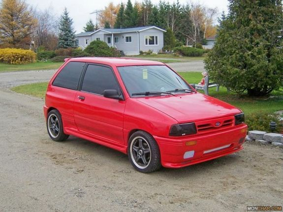 Ford Festiva had one of these to wish I didn't wreck it...