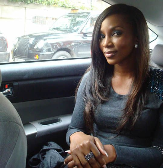 WELCOME TO BLOGSNIGERIA : NIGERIAN ACTRESS GENEVIEVE NNAJI RELEASES HER FIRS...