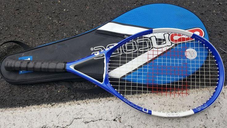 Wilson nCode n4 101 Tennis Racquet 4 3/8 Oversize | Sporting Goods, Tennis & Racquet Sports, Tennis | eBay!