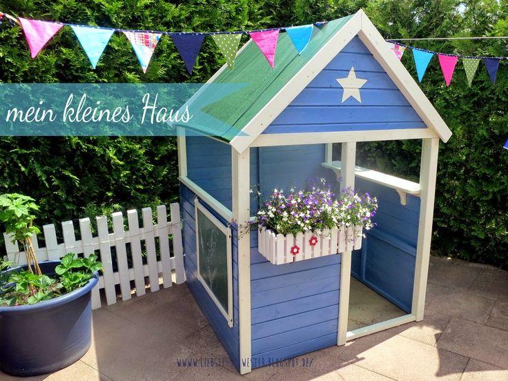 liebste schwester: unser neues Häuschen, Kinder Spielhaus
