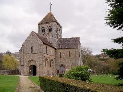 Domfront, Orne, Basse-Normandie, France landmarks   Photo de voyage : France - Basse Normandie - Domfront - chapelle Notre ...