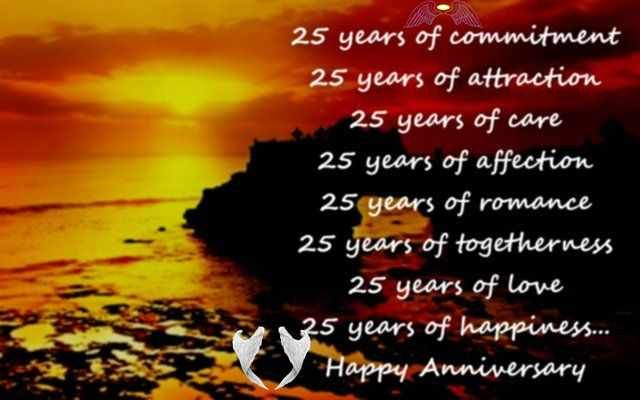 25th Anniversary Wishes Silver Jubilee Wedding Anniversary Quotes 25th Anni In 2020 25th Wedding Anniversary Quotes Wedding Anniversary Quotes 25th Anniversary Wishes