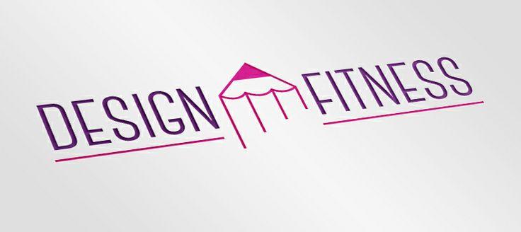 logó tervezés a Design Fitness csoportnak