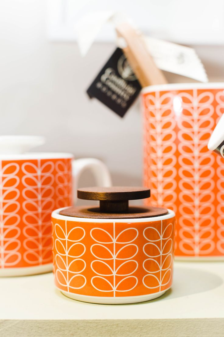 Colour and Character from Orla Kiely Homewares