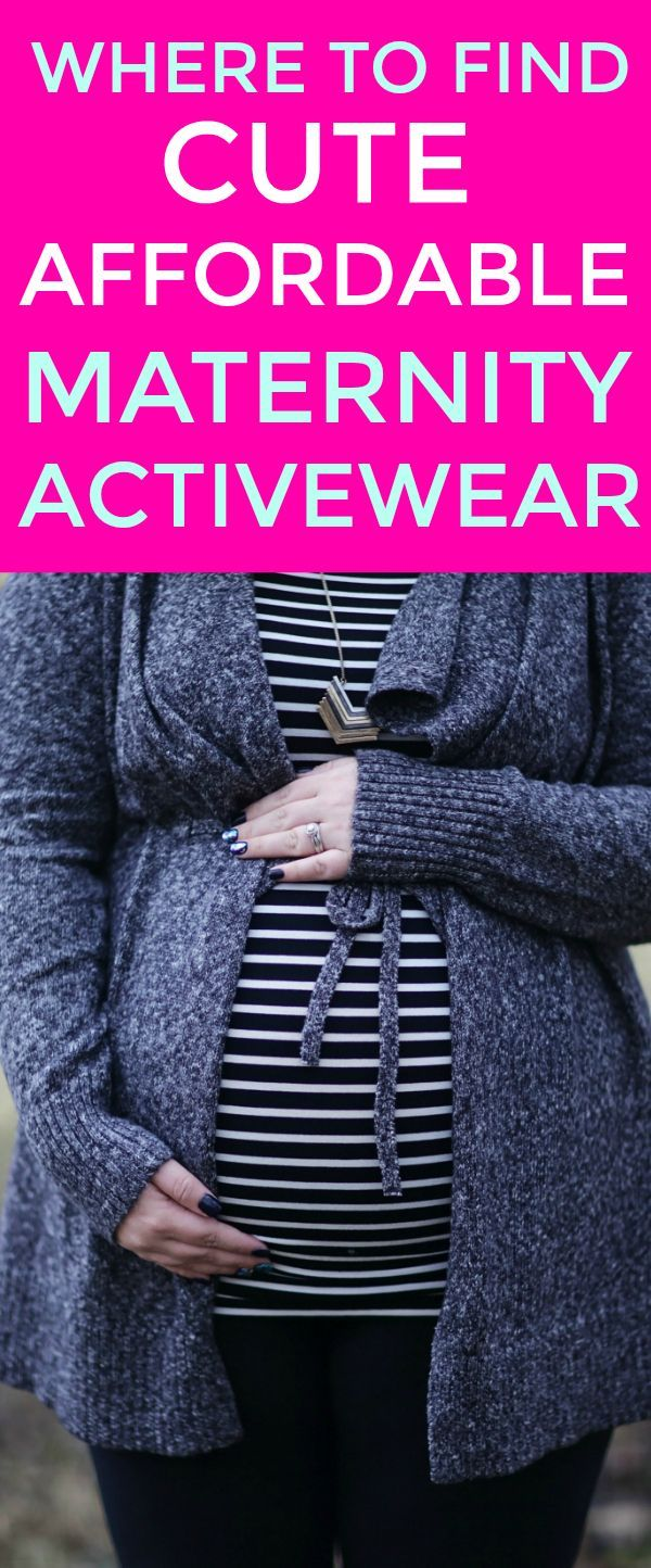 7785b2a7dfbd6 If you want to have an active pregnancy, maternity activewear is a must.  Find