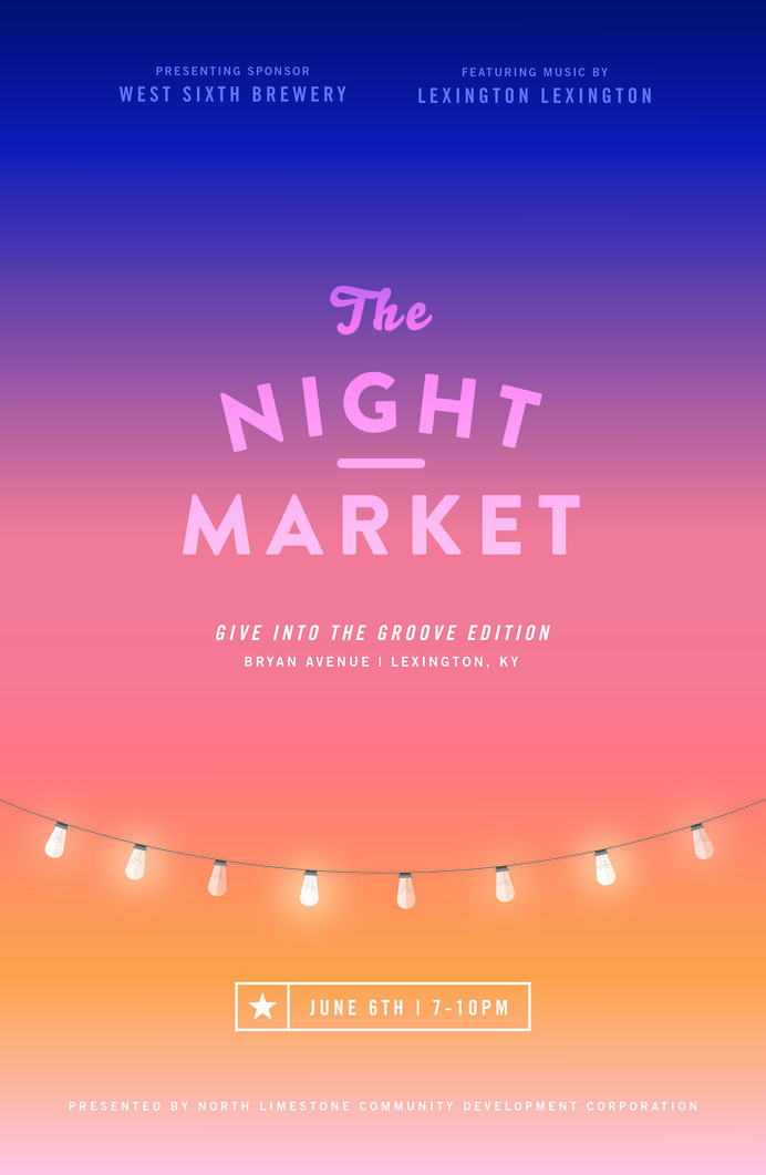 NightMarket_June in Night Market