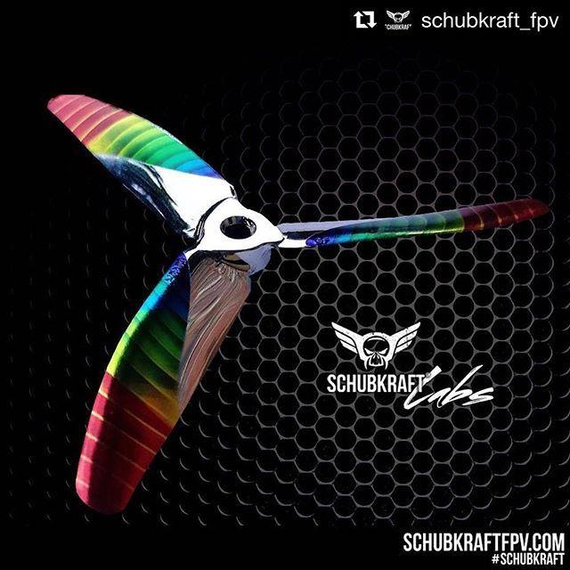 SCHUBKRAFT Labs | Chromed Props Study  schubkraftfpv.com Follow  Tag @schubkraft_fpv #fpv #fpvracing #qav #quadlife #quad #race #racing #kiss #betaflight #fatshark #quaddiction #dronesque #airvuz #multirotor #multigp #addicted #5053 #swift #caddx #drone #schubkraft #droneracing #propeller #blheli32  #drones #props #hqprop #hq #chrome #labs - www.flyingfolk.com
