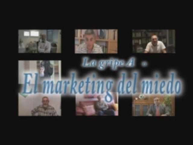 EL MARKETING DEL MIEDO 1/2 by ALISH. DOCUMENTAL ACERCA DE LA GRIPE A Y EL MARKETING DEL MIEDO.  PRIMERA PARTE. #KarenAlvarez.es #Vacunas #Mentiras #NosEnvenenan #2012YMÁSALLÁ