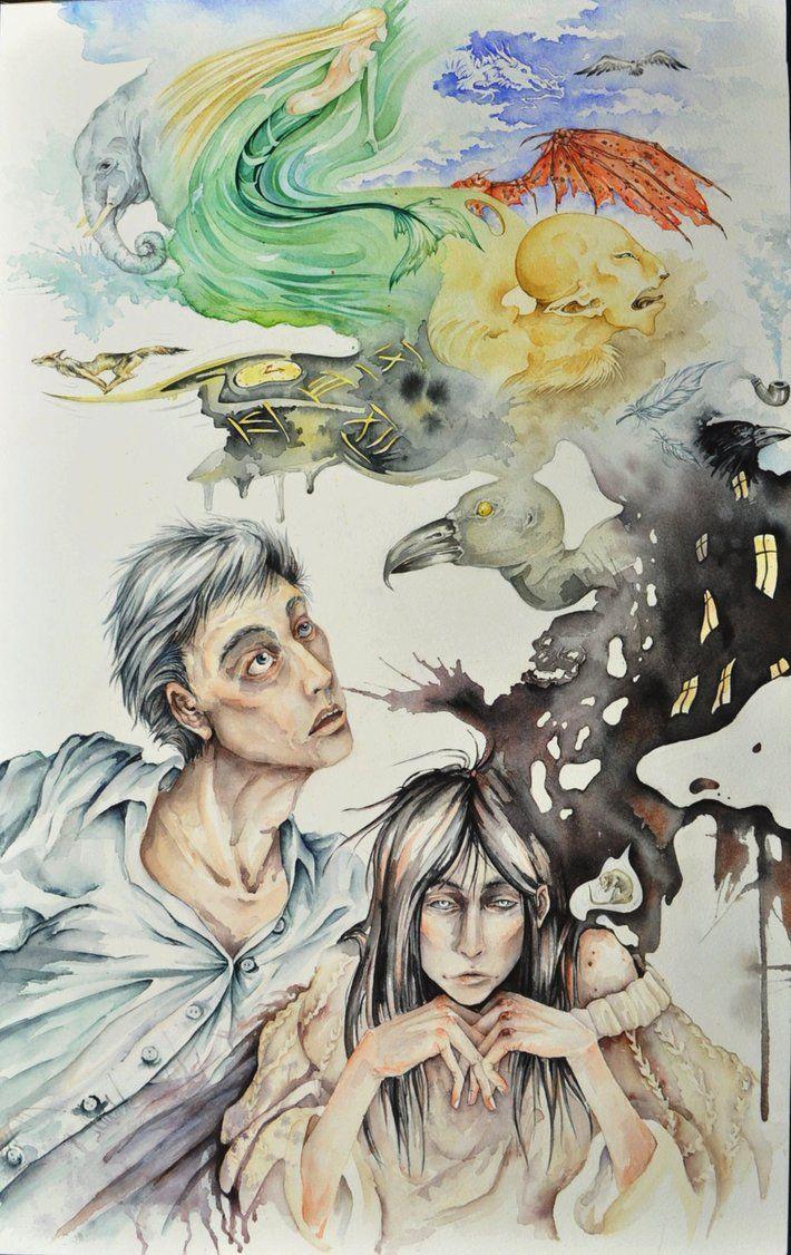 Ральф Первый и Слепой by Kaito-Sai