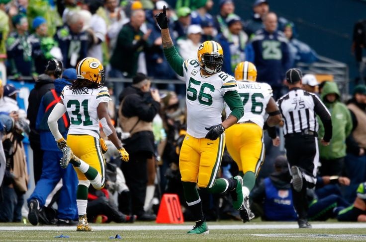 01.18.2015: Packers vs Seahawks