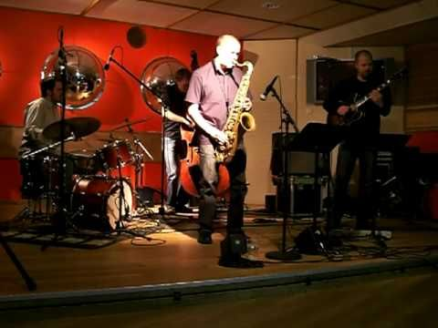 Live in Pitea,10/11 -07, valdino.  Sax:Robert Nordmark, Gt: Peter Nylander, Drums: Sebastian Voegler , Bass: Filip Augustsson.