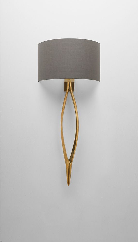 Modern Bronze Wall Sconces