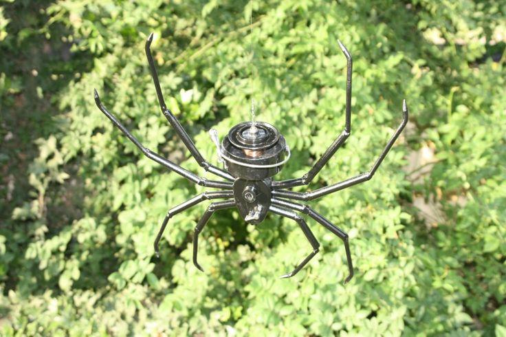 Reel Spider