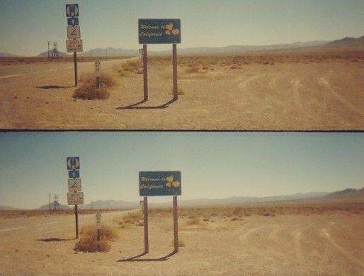 Welcome to California (c) Lomoherz.de