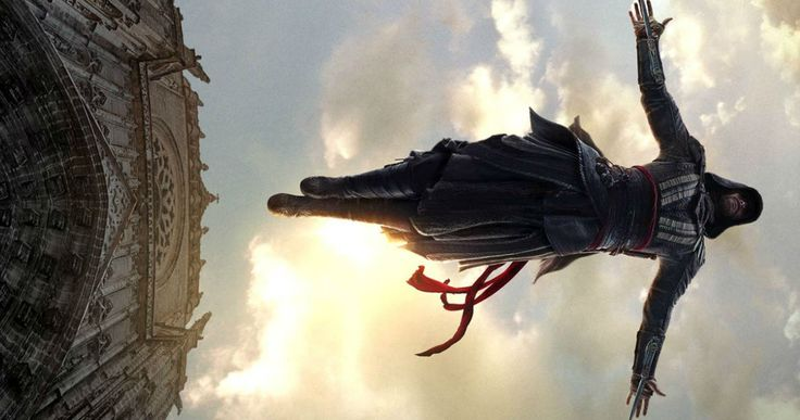 Assassin's Creed Breaks World Record with Leap of Faith Jump -- Director Justin Kurzel offers new details on the world record 'Leap of Faith' jump featured in the Assassin's Creed movie. -- http://movieweb.com/assassins-creed-movie-world-record-leap-of-faith-jump/