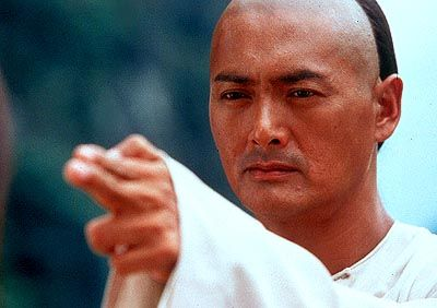 Yun-Fat Chow - Chow Yun Fat as Li Mu Bai in Sony Pictures Classics' Crouching Tiger, Hidden Dragon - 2000