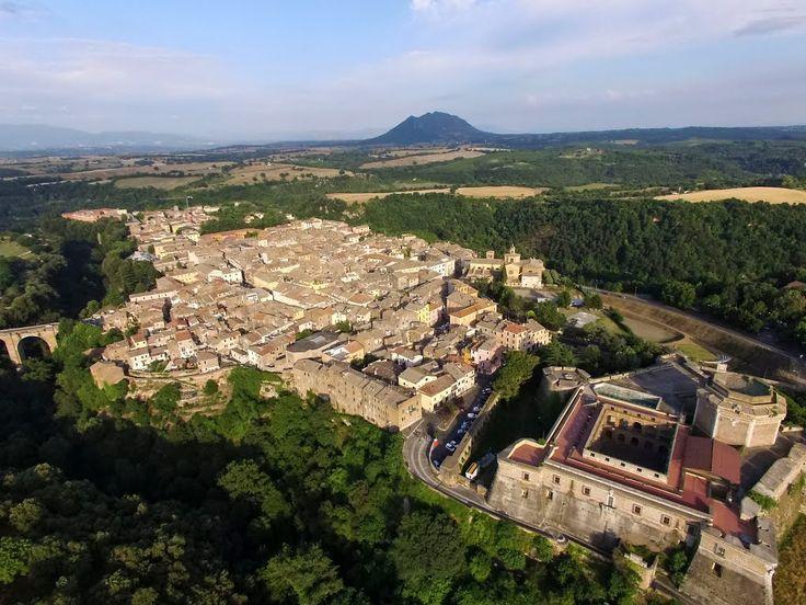 Weekend nella Tuscia: Civita Castellana e l'infiorata del Corpus Domini #CivitaCastellana, #CorpusDomini, #Infiorata http://travel.cudriec.com/?p=3109