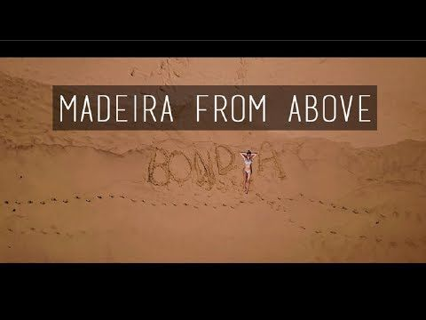 Epic Madeira Island by Drone : Unreal Portugal - via Banana Journey | Madeira has so much to offer. This is only a preview of breathtaking landscapes. #portugal #travel #video
