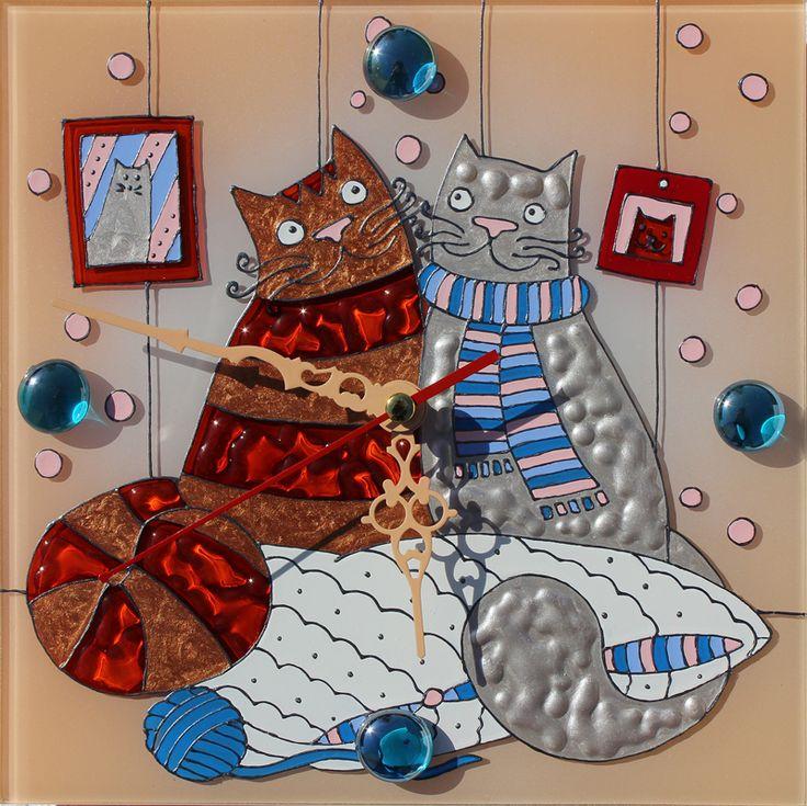 влюбленные коты, только я и ты, день святого валентина, подарок для влюбленных