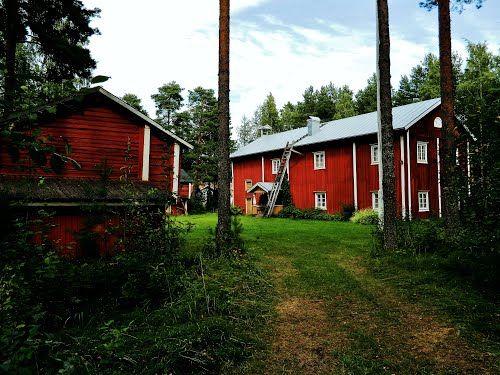 Kauhajoen kotiseutumuseo.  Panoramio - Photos by rai-rai