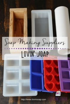 Check out our list of soap making suppliers! You can sort this chart by what you're looking for. Soap Making | Soapmaking | Soap Suppliers | Supplies | Where to buy soap supplies | Cold Process Soap