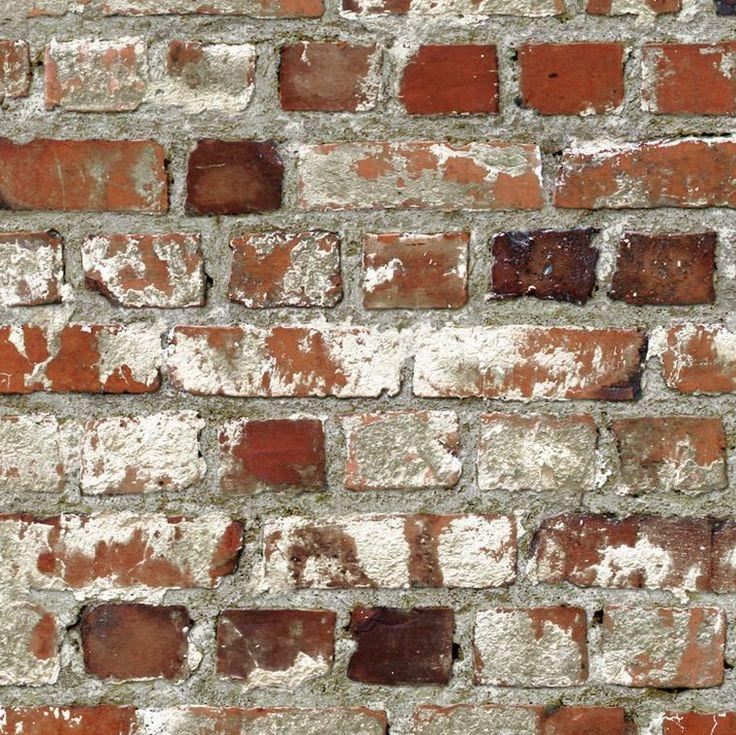 Wood Look Wallpaper Uk Part - 42: This Loft Brick Design Give You An Instant Industrial Look. Wallpaper UkBrick  ...