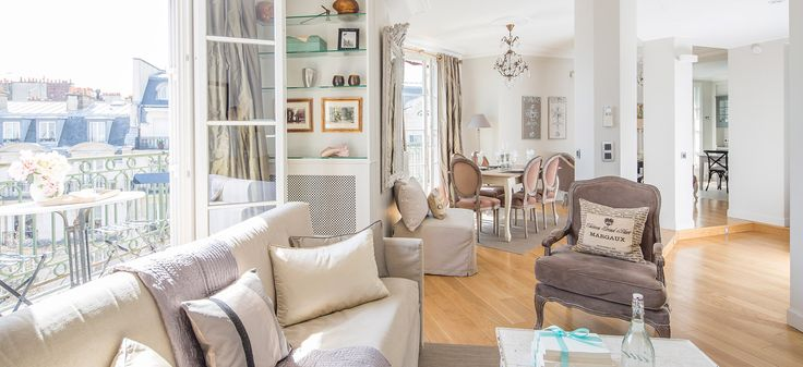 Short term apartment rental paris
