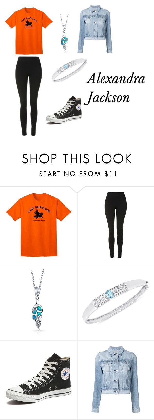 """""""Alexandra Jackson"""" by alexandra-jackson-potter on Polyvore featuring Topshop, Bling Jewelry, Converse and 3x1"""