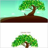 desejando vetor da árvore