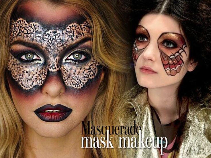Οι Καλύτερες Ζωγραφιστές Αποκριάτικες Μάσκες του Pinterest