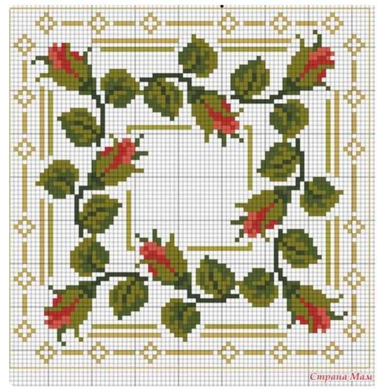 croos stitch etamin kanava