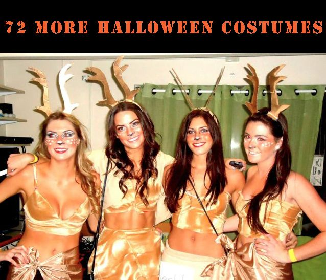 The Ultimate Guide to College Girl and Guy Halloween Costumes of - BroBible.com