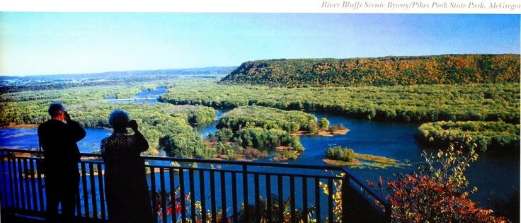 Mcgregor Iowa Beautiful Scenery Especially In The Fall