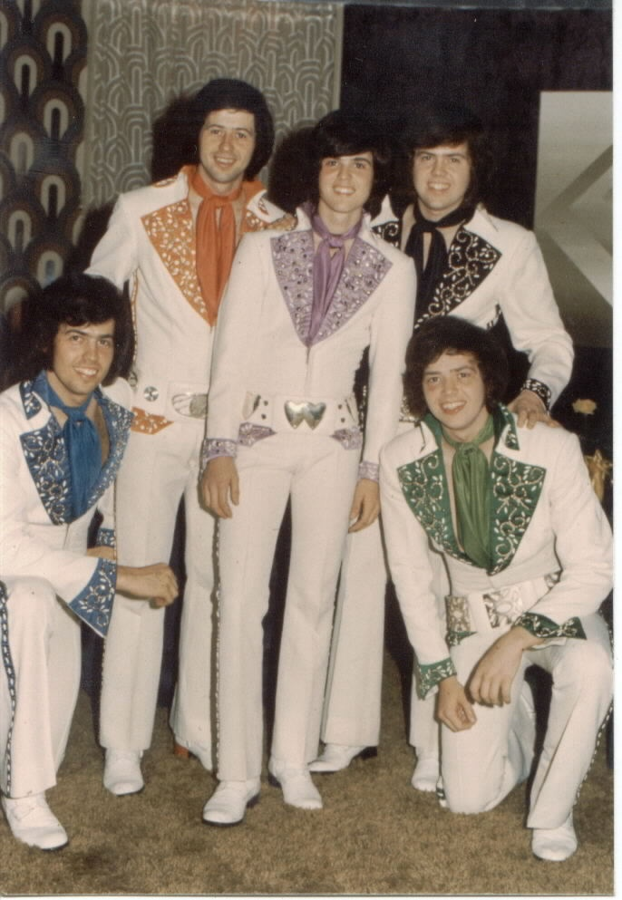 Jumpsuits & the Osmonds