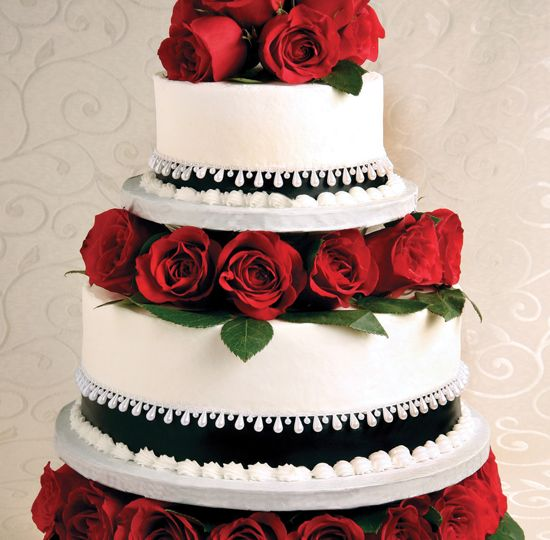 Best 45 Wedding Cakes Ideas On Pinterest Catering Price Chopper