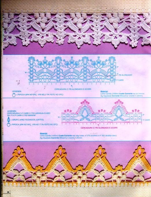 #crochet edging #afs collection 91426078_large_7053_20.jpg 522×680 pixels