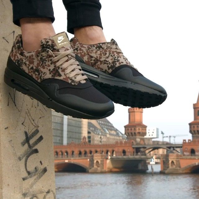 Floral camo #airmax #nike #sneakers