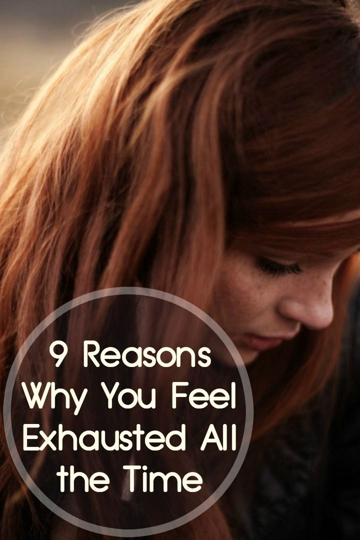9 Reasons Why You Feel Exhausted All the Time ~ http://facthacker.com/reasons-why-you-feel-exhausted/