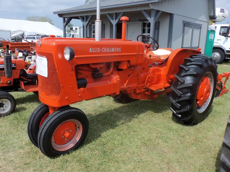 Allis Chalmers D17 Manual  bcgwde