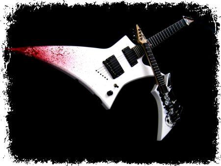 New-Metal-Media der Blog: Wettbewerb - New-Metal-Media und DCG bauen deine individuelle Gitarre #news #metal #contest