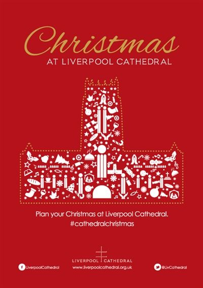 Liverpool Cathedral - Have yourself a Cathedral Christmas
