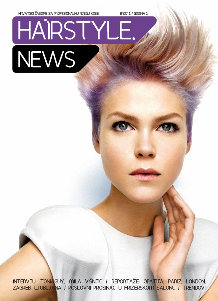 24 Best Hairstyle News Magazine