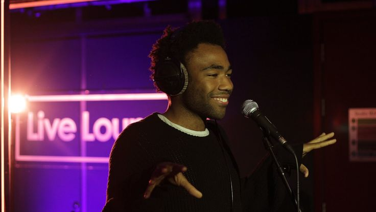 Childish Gambino - I'd Die Without You in the 1Xtra Live Lounge
