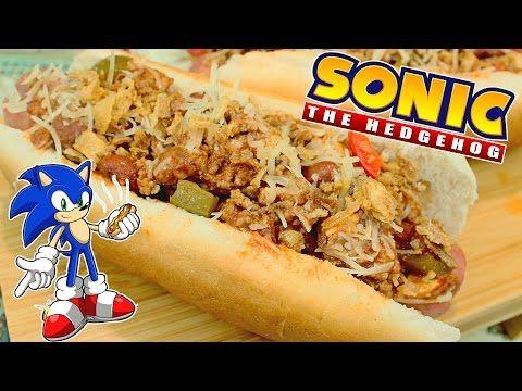 Aprende a hacer los Hot Dog de Sonic: SONIC CHiLI DOG   Cocina