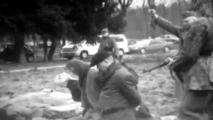 Obchody 70 rocznicy rozstrzelania robotników - Słupsk/Stolp