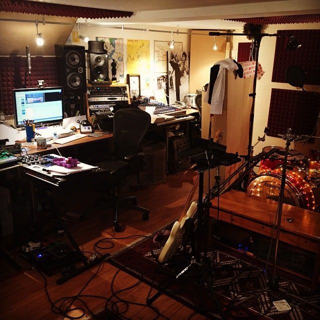 Nick Hodgson Studio